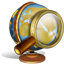 Recherche Internet Icon