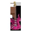 Stratocaster guitar love-128