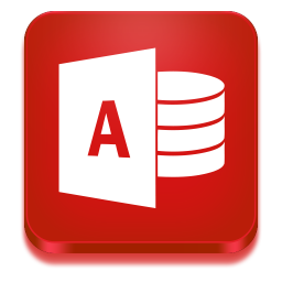 Microsoft Access Icon Download Microsoft Office 13 Icons Iconspedia