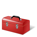 Toolbox Red-128