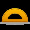 Semicircleruler-128