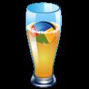 Google Buzz glass-128