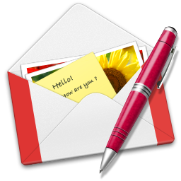 Write Letter GMail
