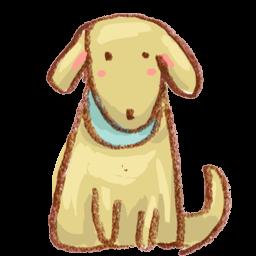 Dog Icon Download Harmonia Pastelis Icons Iconspedia