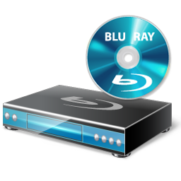 Blu Ray Player Disc