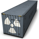 Danger Container-128