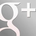 GooglePlus Grey-128