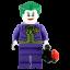 Lego Joker icon