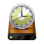 Wood Drive Time Machine icon