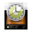 Wood Drive Time Machine Icon