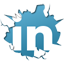 Inside linkedin icon