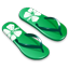 Green slipper icon