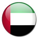 United Arab Emirates Flag-128