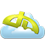 Deviantart cloud icon