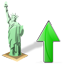 Statue of Liberty Up icon