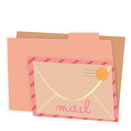 Carton folder mail