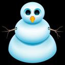 Snow man-128