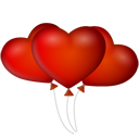 Hearts Ballons-128