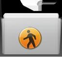 Folder Public Graphite