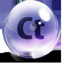 Adobe Contribute Glass-128