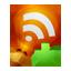 Ballon RSS Feed Add icon