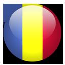Chad Flag-128