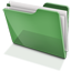 TFolder Green Full icon