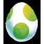 Yoshi Egg icon