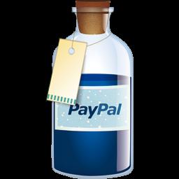 Paypal Bottle