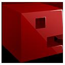 E 3D letter-128