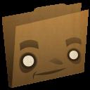 Folder Brown-128