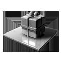 Cube Blocked-128