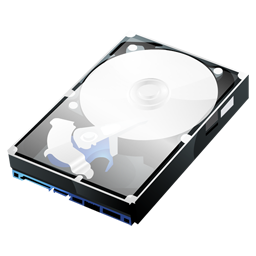 HDD Clear Case