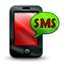 Sms BlackBerry Icon
