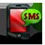 Sms BlackBerry Icon