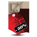 Discount Label-128