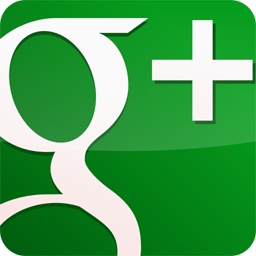 GooglePlus Gloss Green