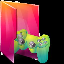 Folder saved games