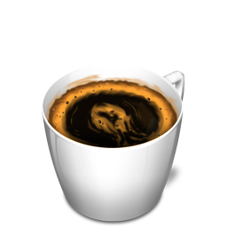 Cup Of Coffee Icon Download Kappu Icons Iconspedia