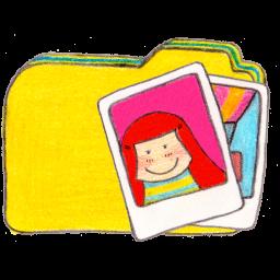 Folder y photos