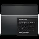 Black Folder Terminal-128