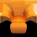 Orange Seat-128