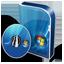 Vista Business disc icon