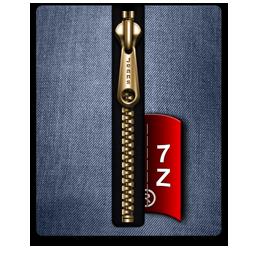 7Z gold blue