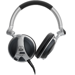 AKG K181 DJ head phones