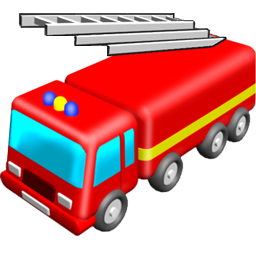 Fire engine-256