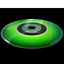 Burning Disc-128