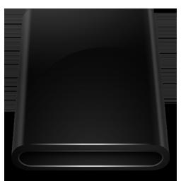 Black Drive Removable