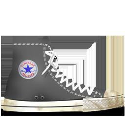 Converse Gray dirty