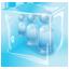 Myspace Ice Icon